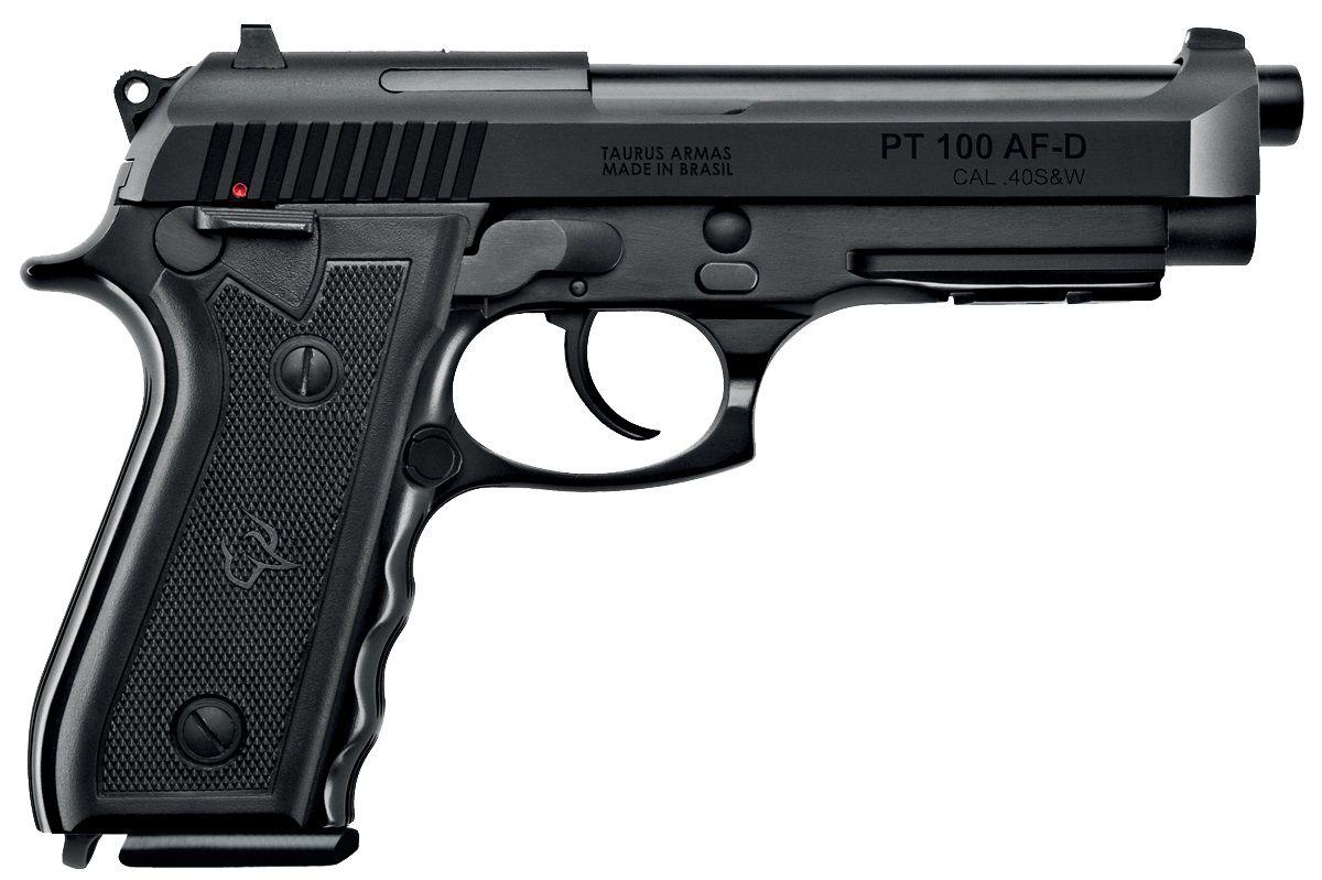 Pistola Taurus PT100 .40 S&W