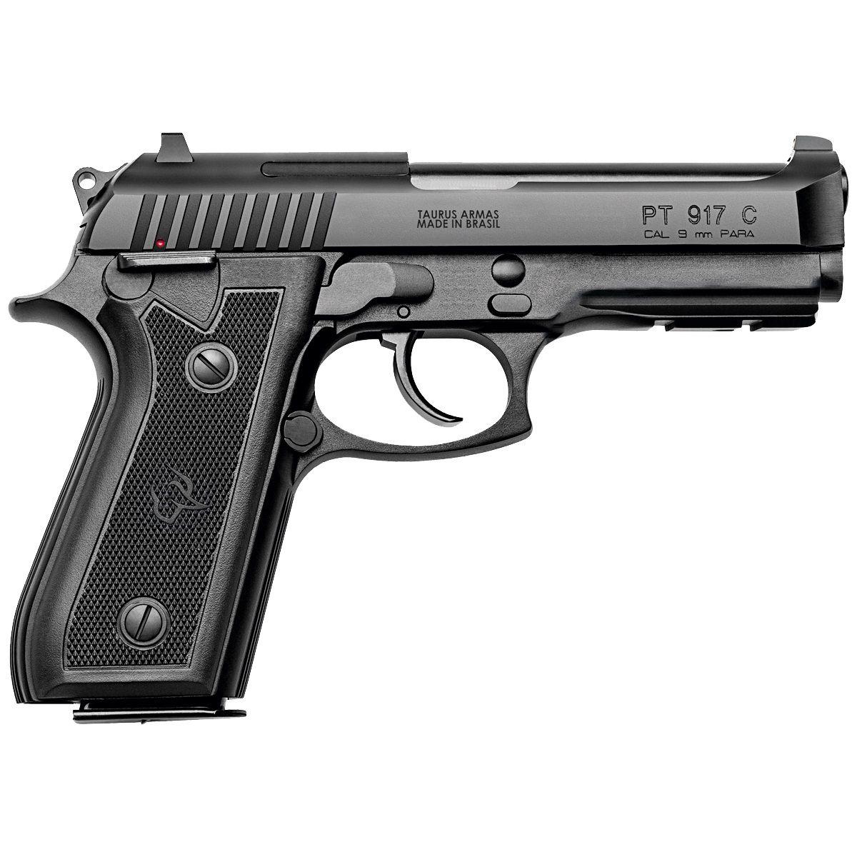 Pistola Taurus PT 917 9MM