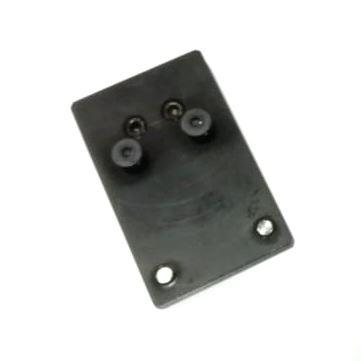 Placa Adaptadora (Mount Plate) para RedDot Vector Optics 17x24 e 20x28 - Pistolas TH e TS9