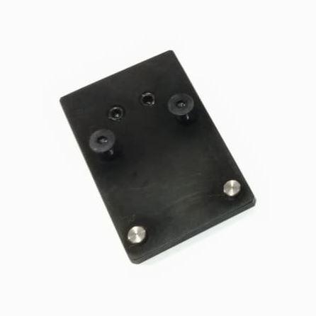 Placa Adaptadora (Mount Plate) para RedDot Vector Optics 22x26 - Pistolas TH e TS9