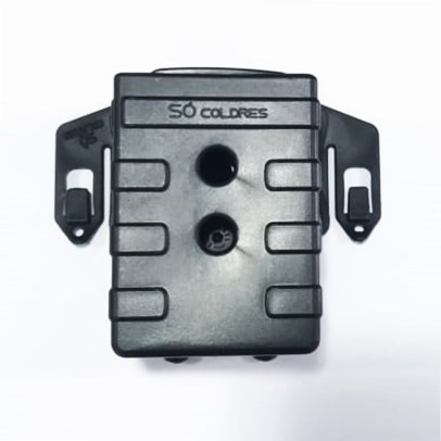Porta Carregador de Fuzil (5.56) Duplo Modular - Só Coldres
