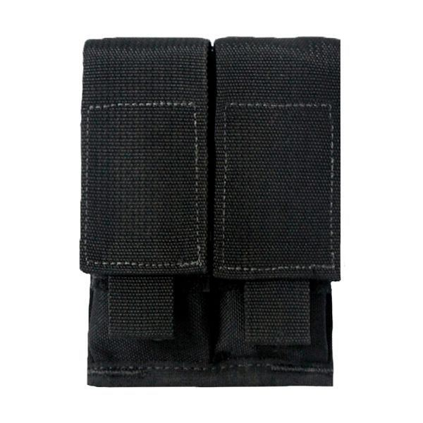 Porta Carregador de Pistola Duplo para Cinto - WTC