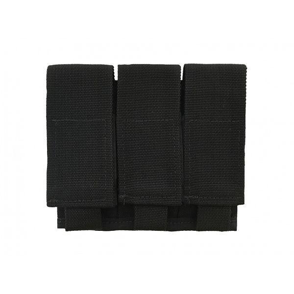 Porta Carregador de Pistola Triplo Modular - WTC