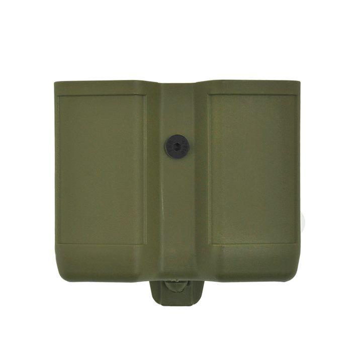 Porta Carregador em Polímero Duplo Bélica - Clip