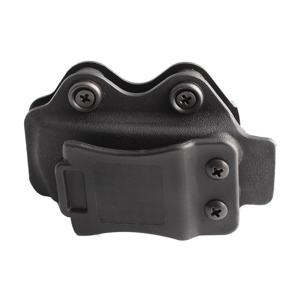Porta Carregador Glock Ajustável em Kydex - IWB - OWB - Javali TG