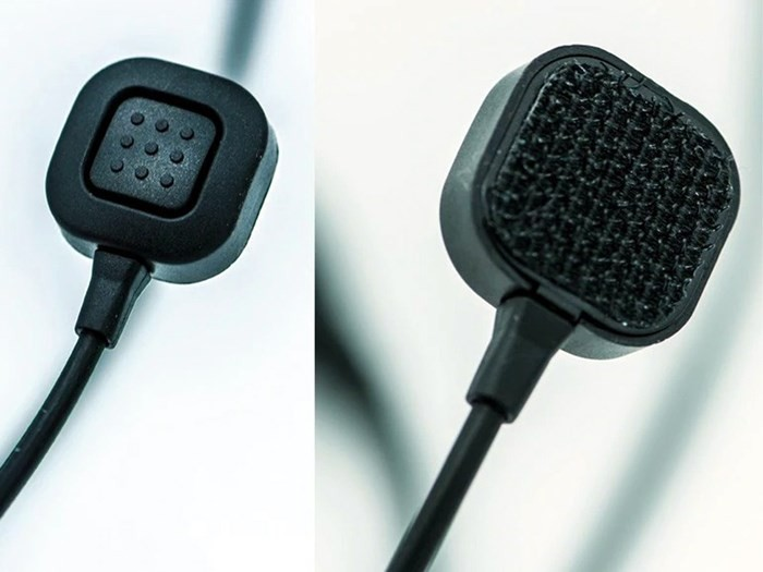 PTT para Rádio Baofeng Modelo Laringofone