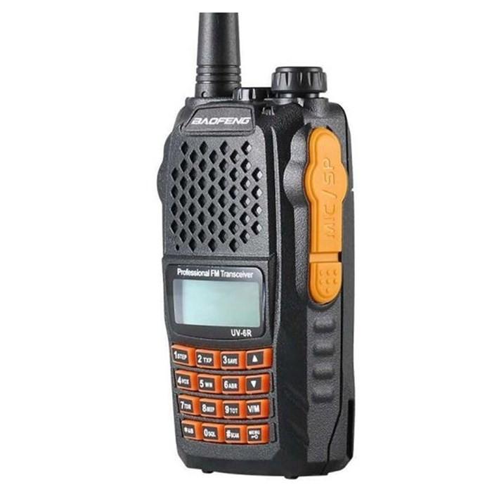 Rádio Comunicador HT Baofeng Dual Band UV-6R