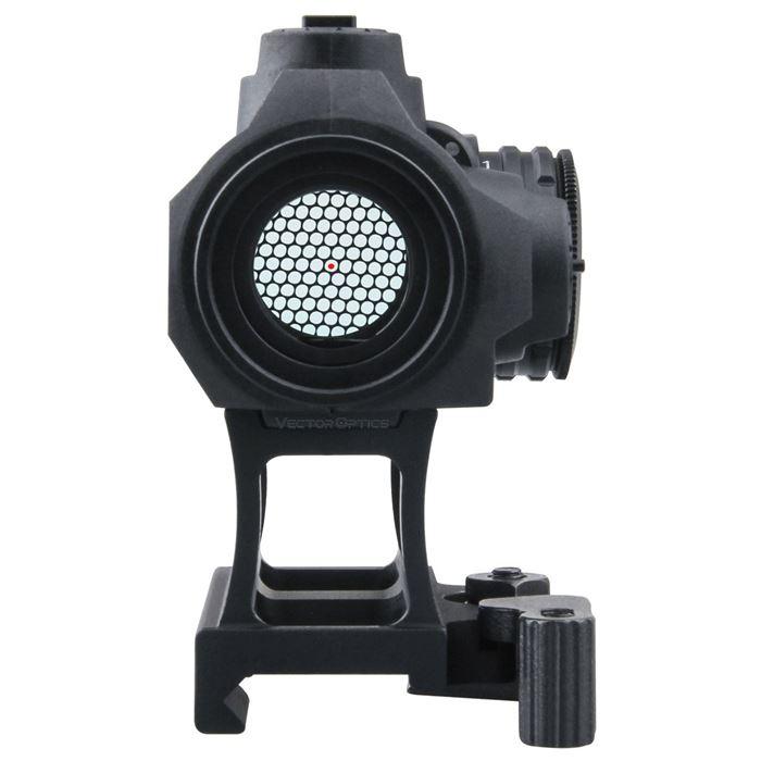 Red Dot Maverick GEN 3 1x22 MIL SCRD-38 - Vector Optics