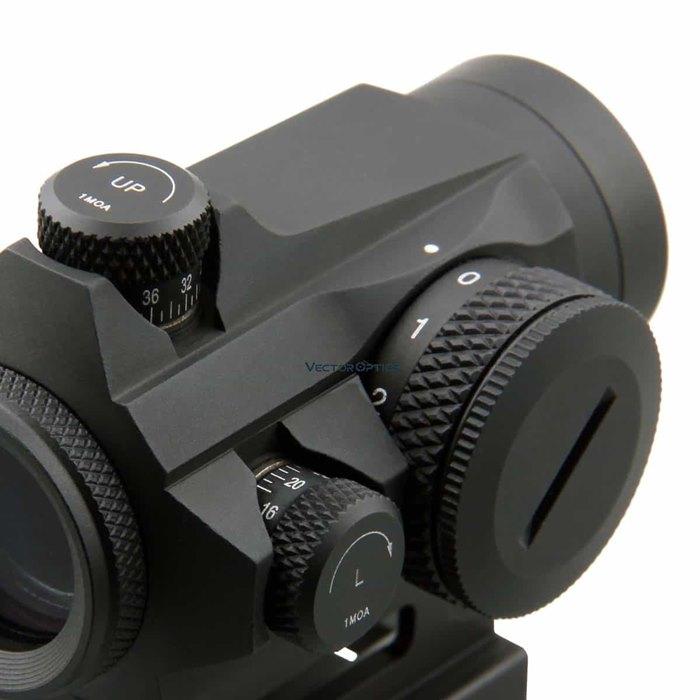 Red Dot Maverick GEN 2 1x22 SCRD-12II - Vector Optics