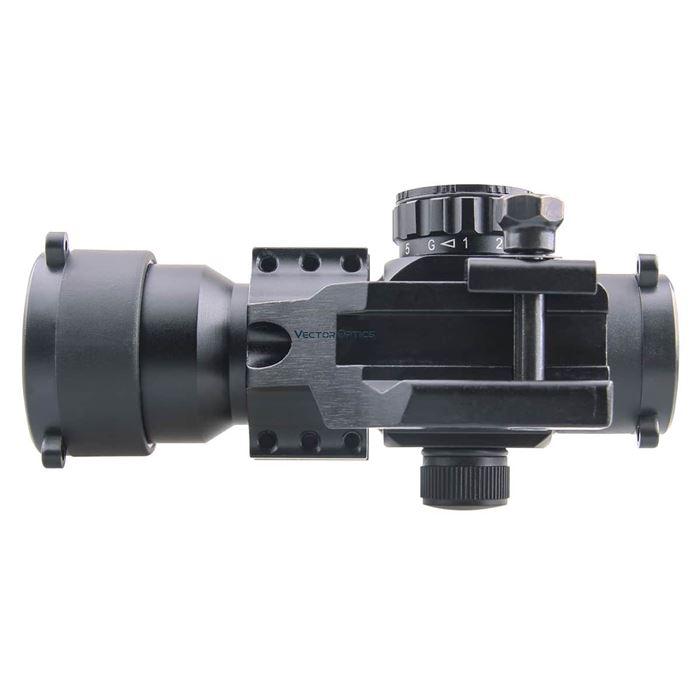 Red/Green Dot SCRD-05 Stinger 1x28 - Vector Optics