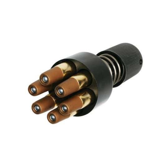Revólver de Pressão a Gás CO2 M701 4 Polegadas 4.5mm - Wingun