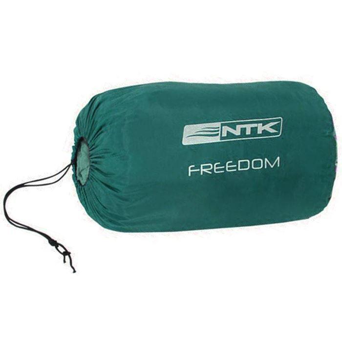 Saco de Dormir Freedom -1,5ºc a -3,5ºc NTK - Verde e Cinza