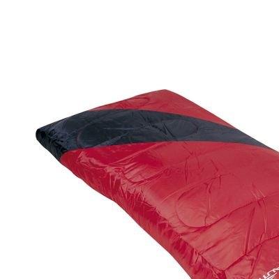 Saco de Dormir Liberty 4°C a 10°C  NTK - Vermelho e Preto
