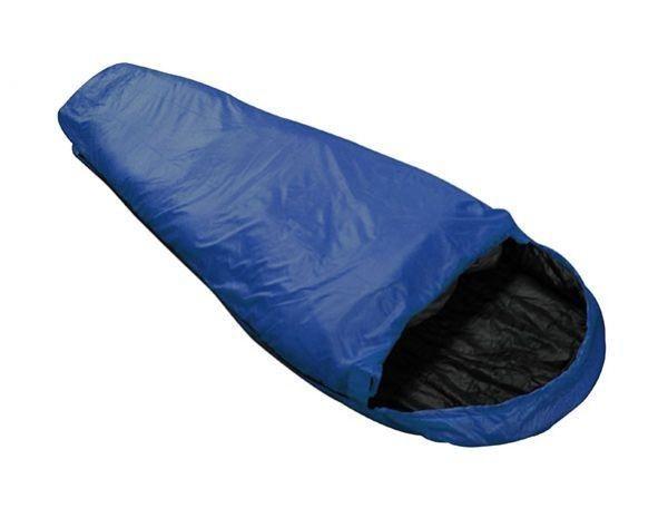 Saco de Dormir Micron X-Lite 5°C a 8°C NTK - Azul e Preto