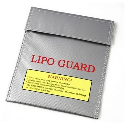 Saco de Proteção para Baterias Lipo FJA-300 - Feasso