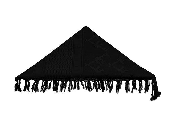 Shemagh Invictus Mirage Gun - All Black