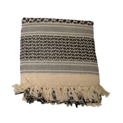 Shemagh (Lenço Árabe) NTK - Caqui