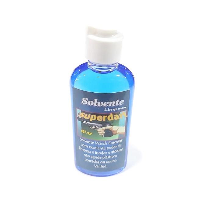Solvente para Limpeza de Armas Superdart - 60 ml