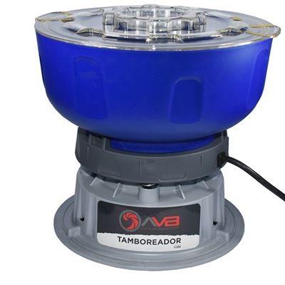 Tamboreador Elétrico AVB Para Limpeza de Cartuchos - 220V