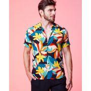 Camisa Colors Flores