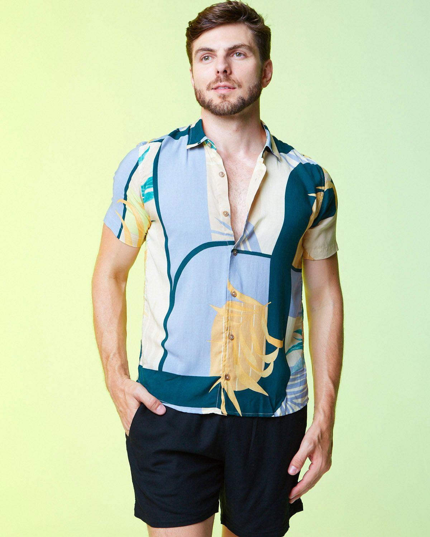 Camisa Calmaria