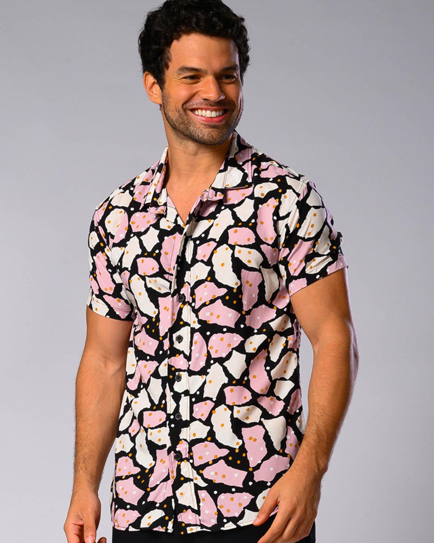 Camisa Craquelé