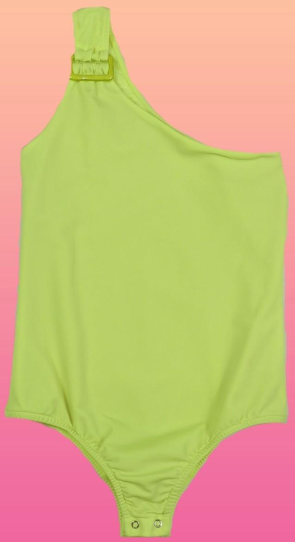 Body Ombro Fivela Neon Egoiste
