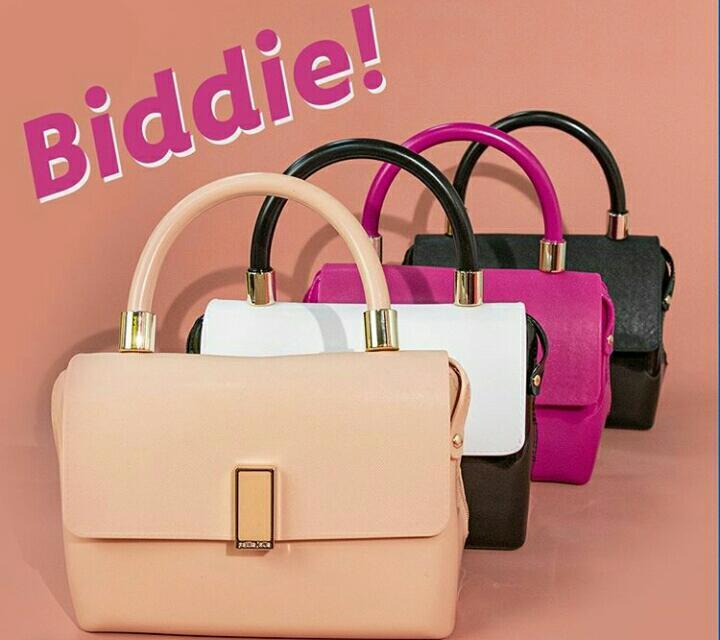 Bolsa Biddie Petite Jolie Pj5403