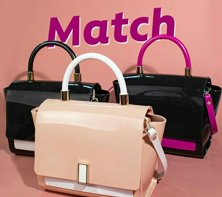 Bolsa Match Petite Jolie Pj5266
