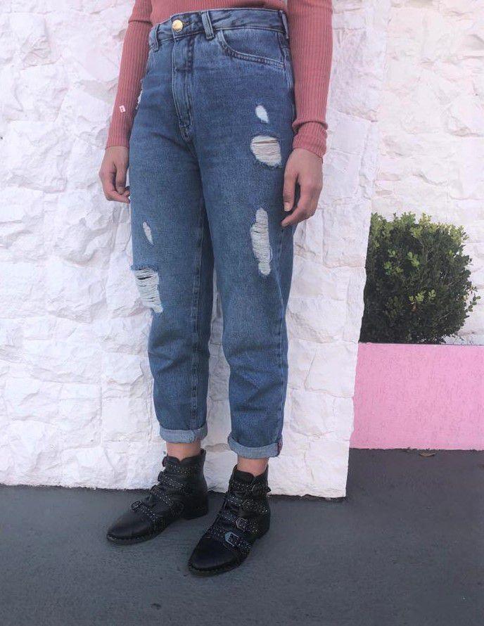 Calca Mon Jeans Dzarm
