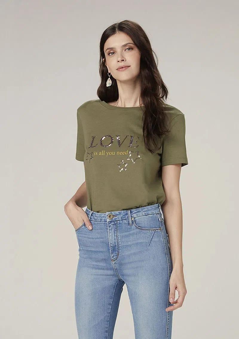Camiseta Love Dzarm