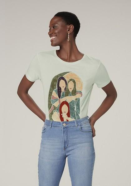 Camiseta Mulheres Dzarm