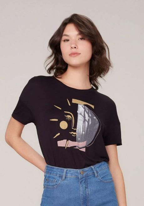 T-shirt Luar  Dzarm