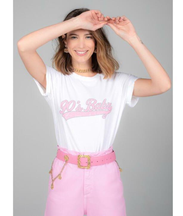 T-shirt Micheli 90's Le Blog