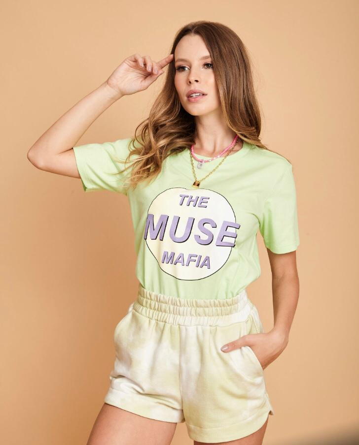T-shirt Muse Vida Bela
