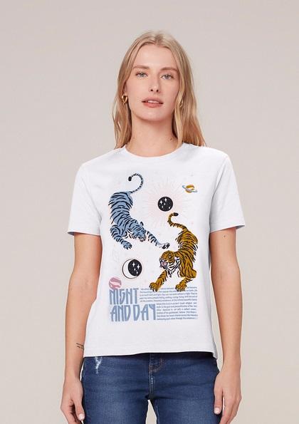 T-shirt Tigres Dzarm 6rzwn0aen