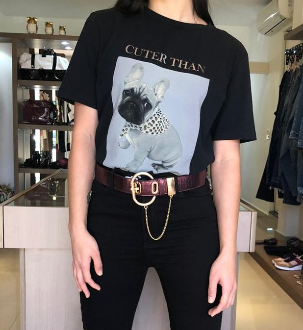 T-shirt You Vida Bela