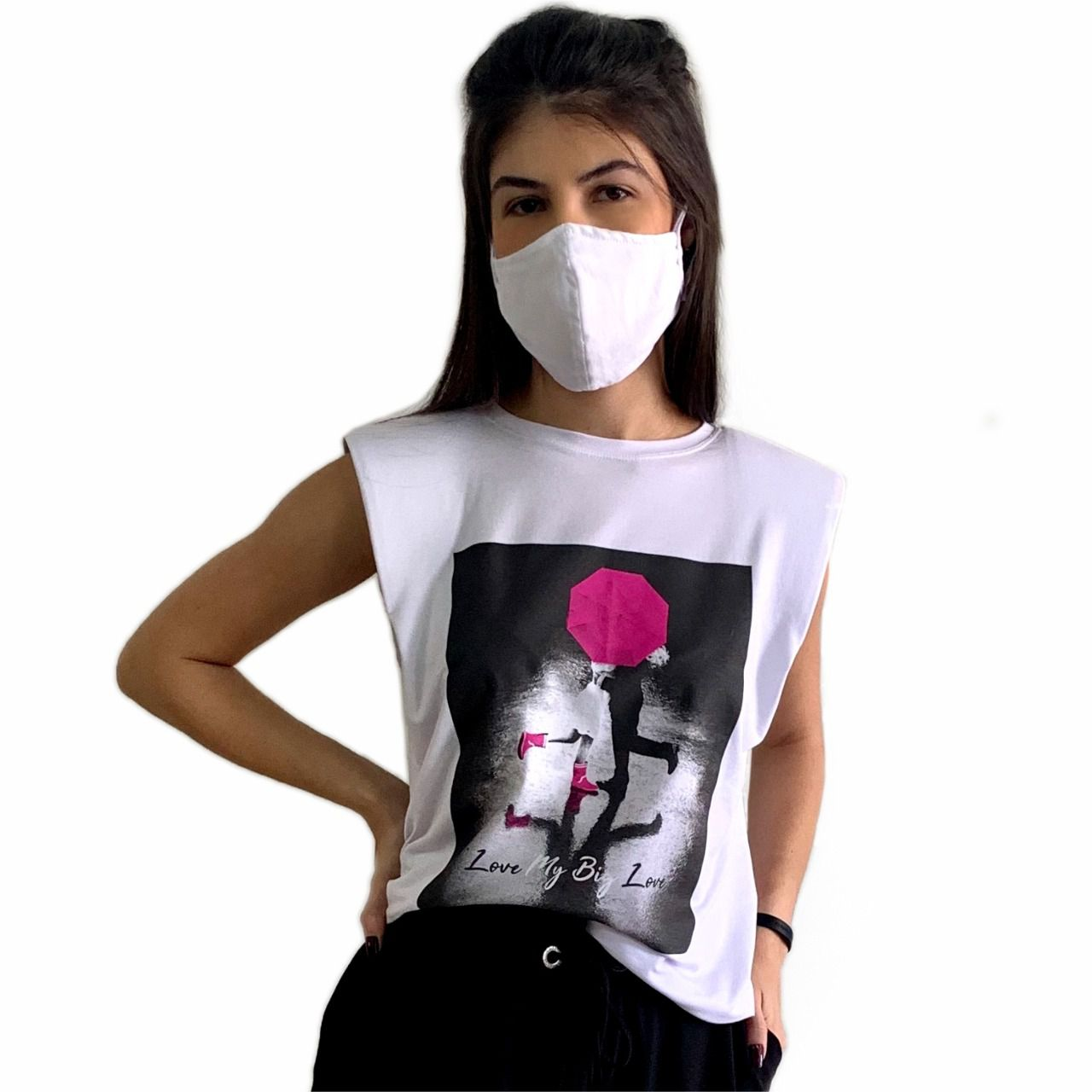 Tshirt Priscila Branco