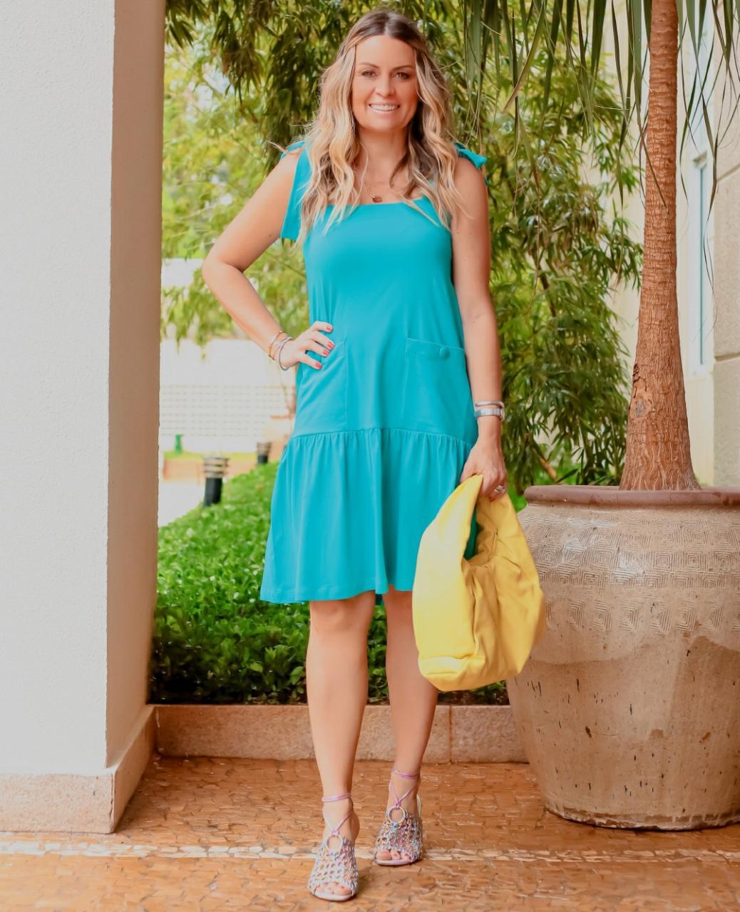 Vestido Ariane Blessed