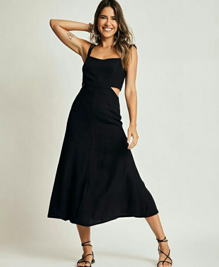 Vestido Madri Vida Bela