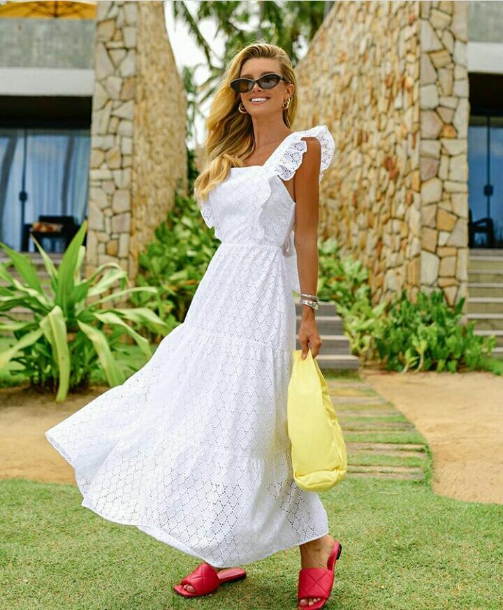 Vestido Megan Laise Blessed