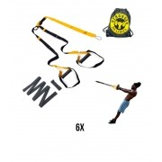 KIT - Fita de suspensao - Argola - Completa 6 unidades