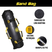 Sand Bag (Power Bag) Peso:30KG