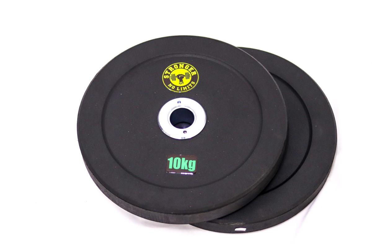 Anilha Bumper 10kg