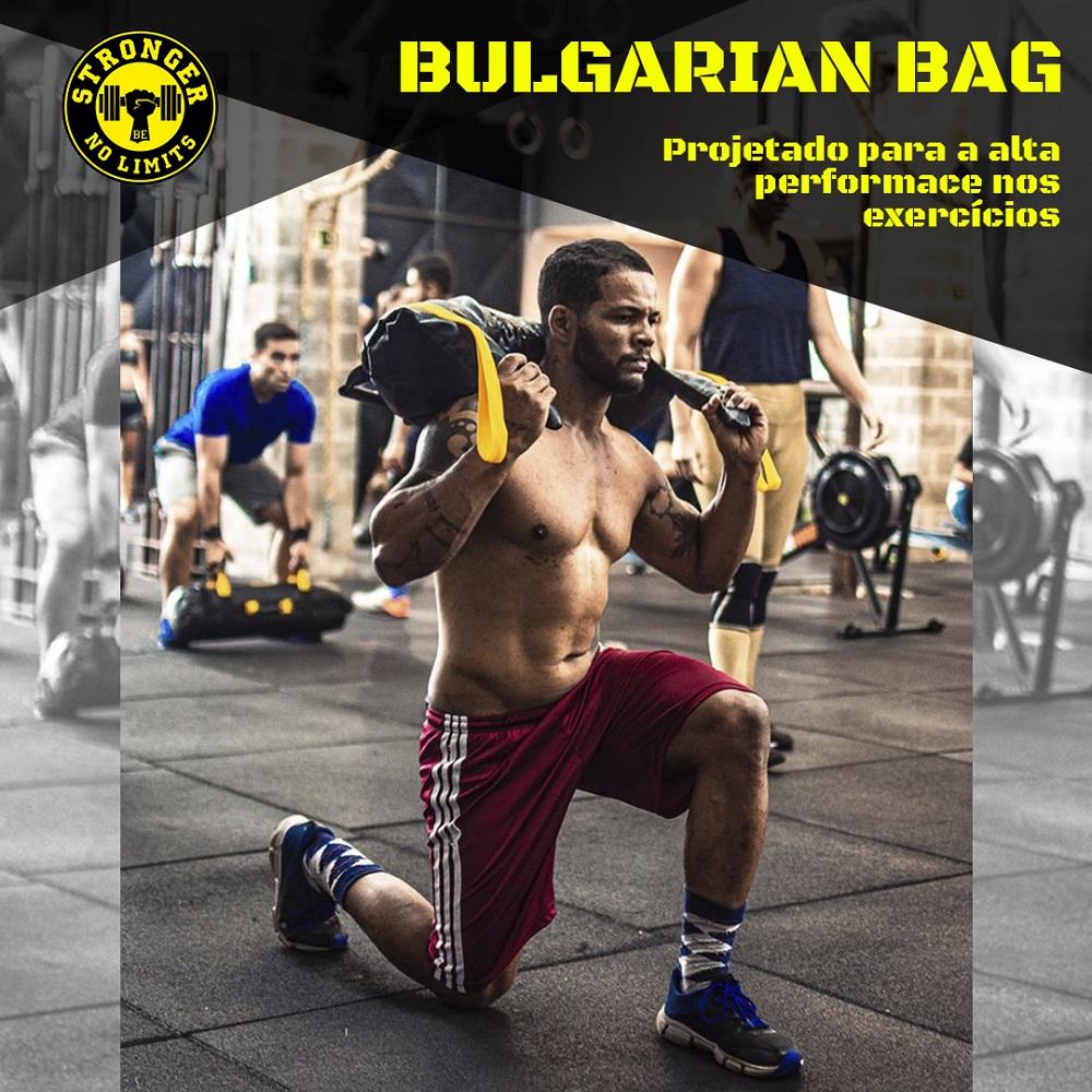 Bulgarian Bag (Saco Búlgaro) Peso:15KG