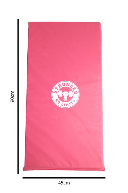 Colchonete de Espuma - ROSA Ag.80 - 90x45x3