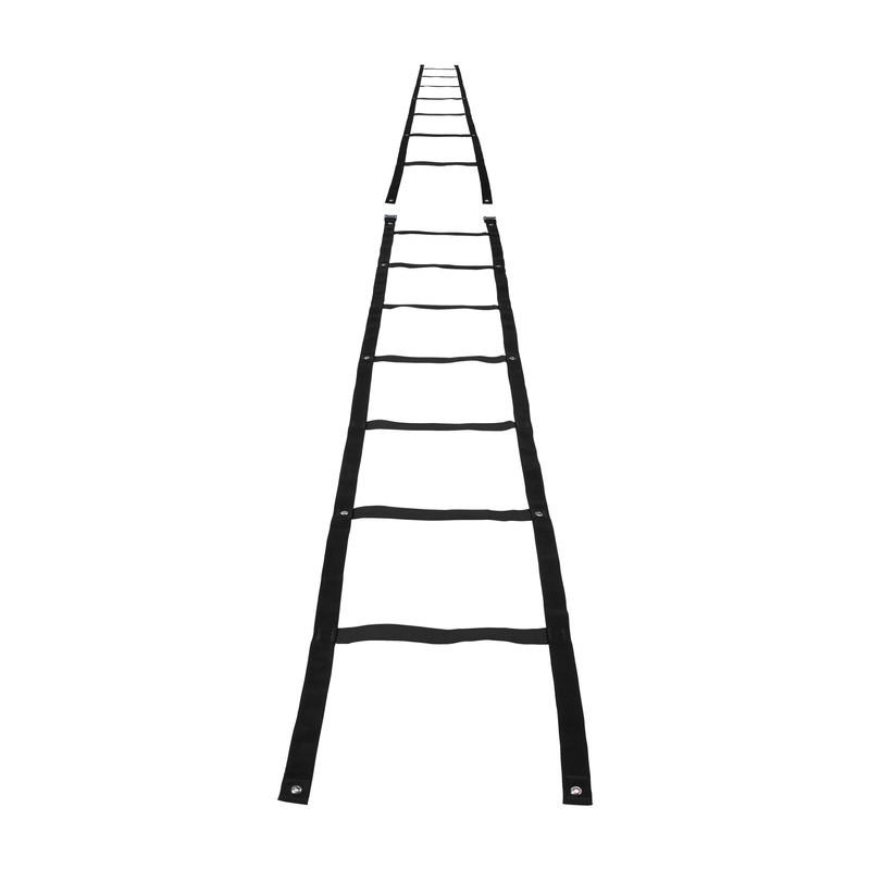 Escada de Agilidade - 2 em 1 + Fita para Alongamento