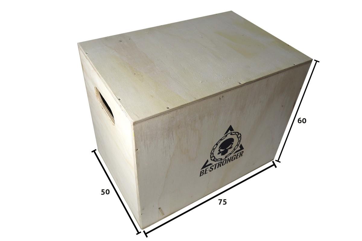 Jump Box Grande Be Stronger