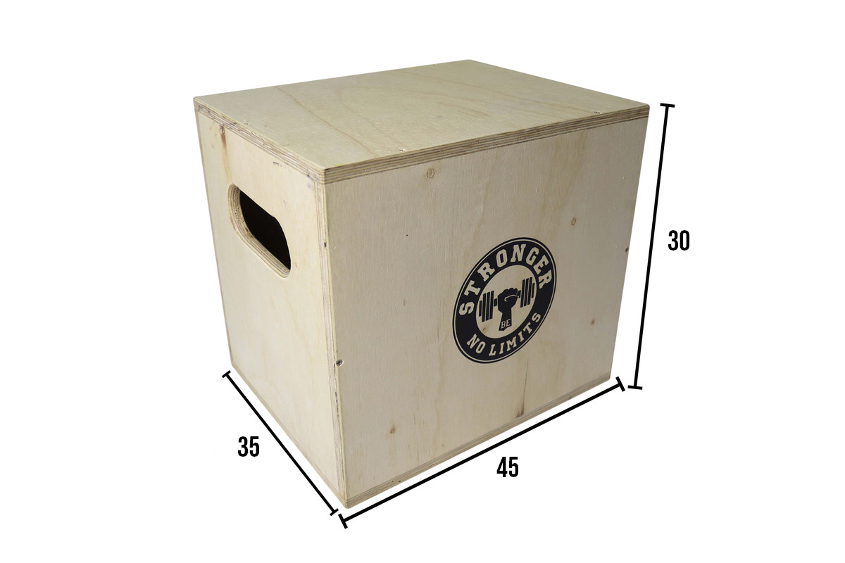 Jump Box Pequena Be Stronger