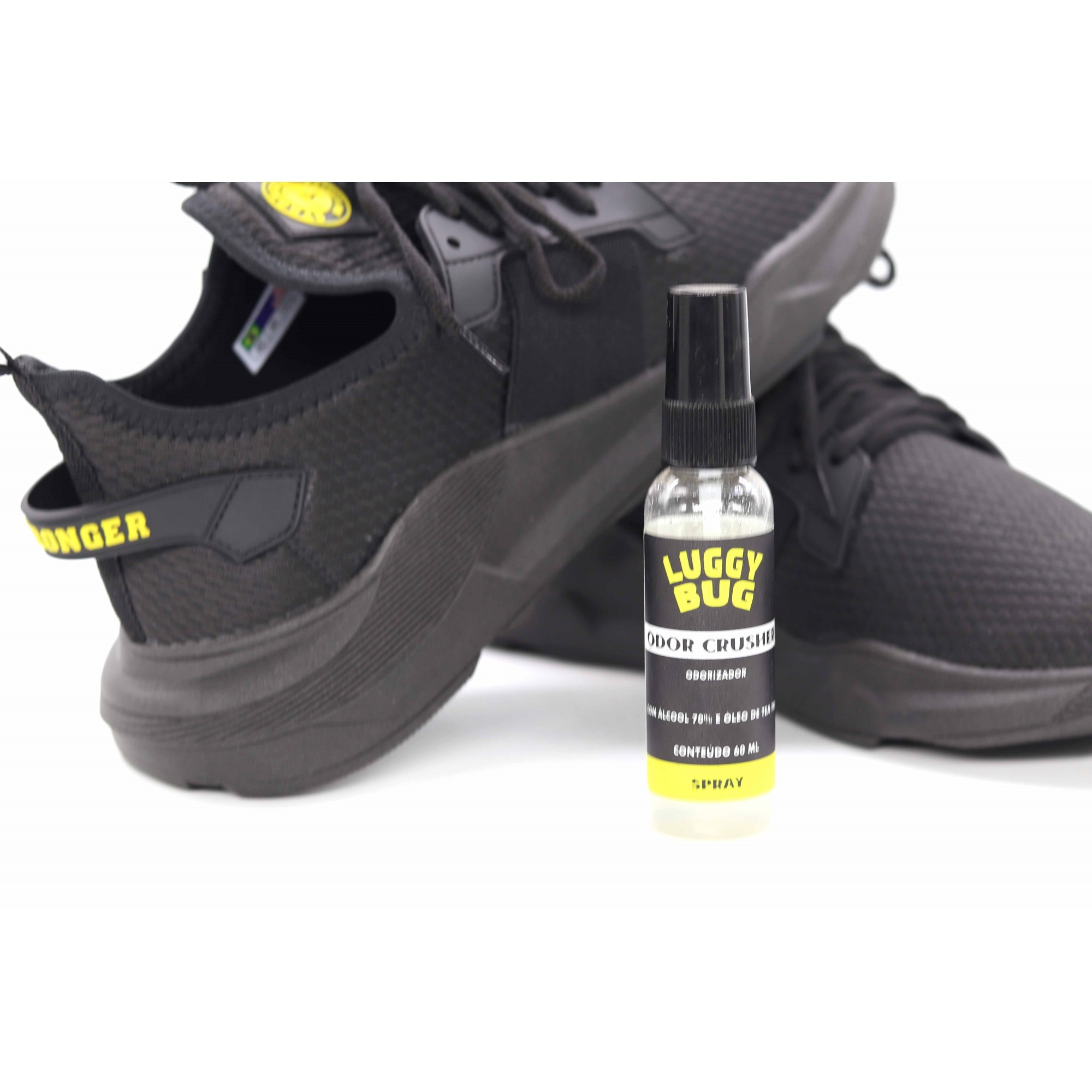 Odorizador para materiais esportivos - Odor Crusher